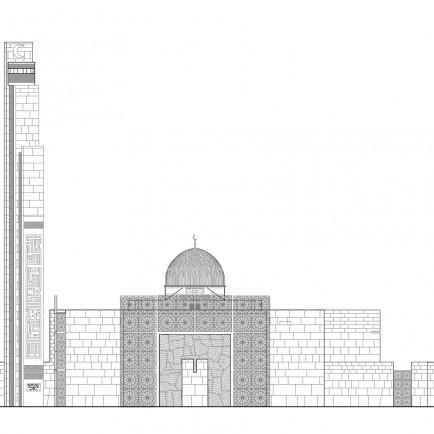 13- MEHRAB ELEVATION.jpg